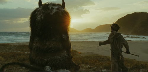 2. Where the Wild Things Are Trailer