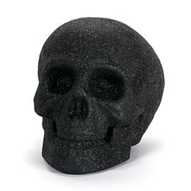 2. Glitter Skull