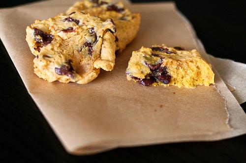 4. Pumpkin Chocolate Chip Cookies