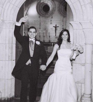 1. Congratulations to Adri & Jose!
