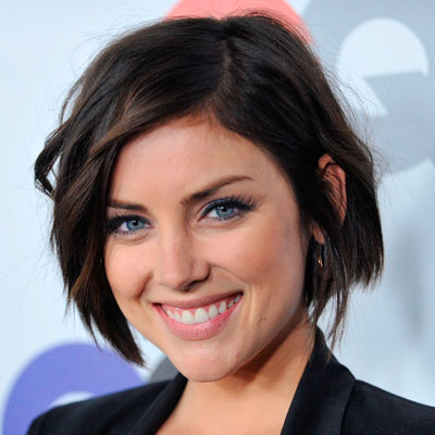 Jessica Stroup - Short Hair