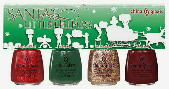 China Glaze Santa's Little Helpers