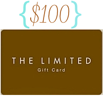 Giveaway}: $100 The Limited Gift Card