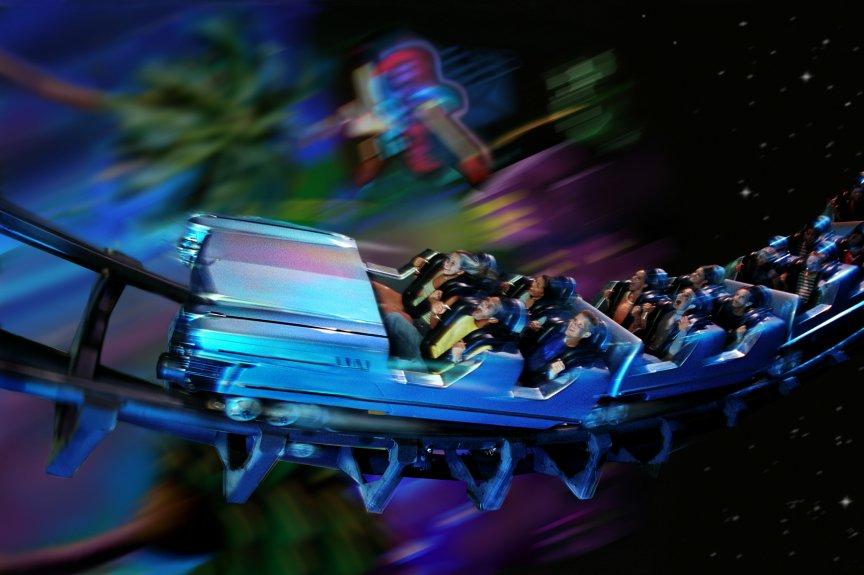 Rock n  Roller Coaster...