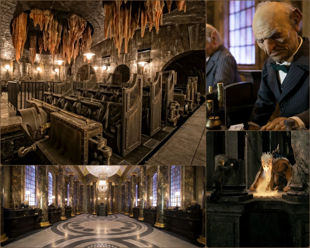 Gringotts-Attraction